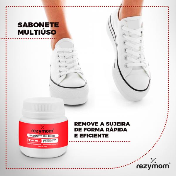 47fe3024719 Como limpar parte branca de tenis All Star - Rezymom - Cremes de ...